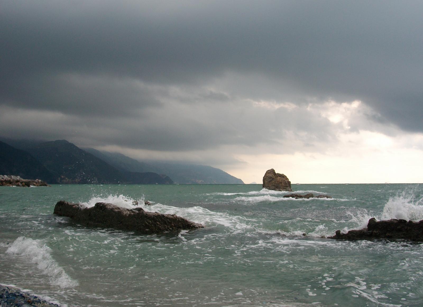 Monterosso in the Cinque Terre, Italy