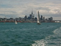 Auckland, City of Sails – Harbor Tour