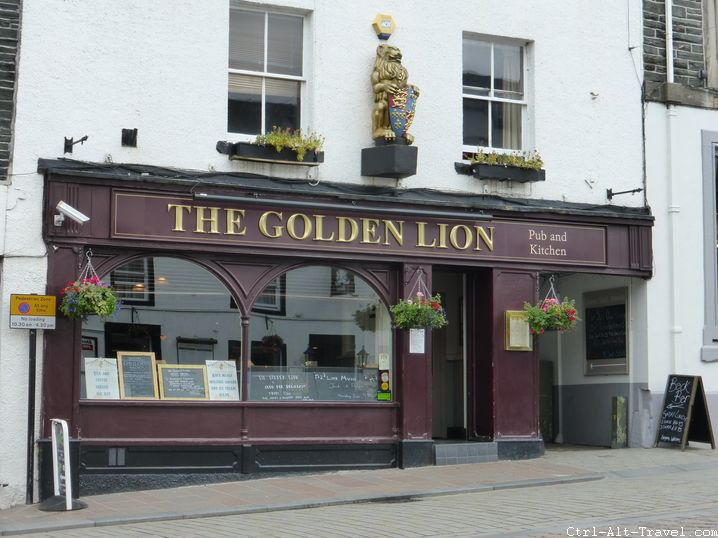GoldenLionPubKeswick